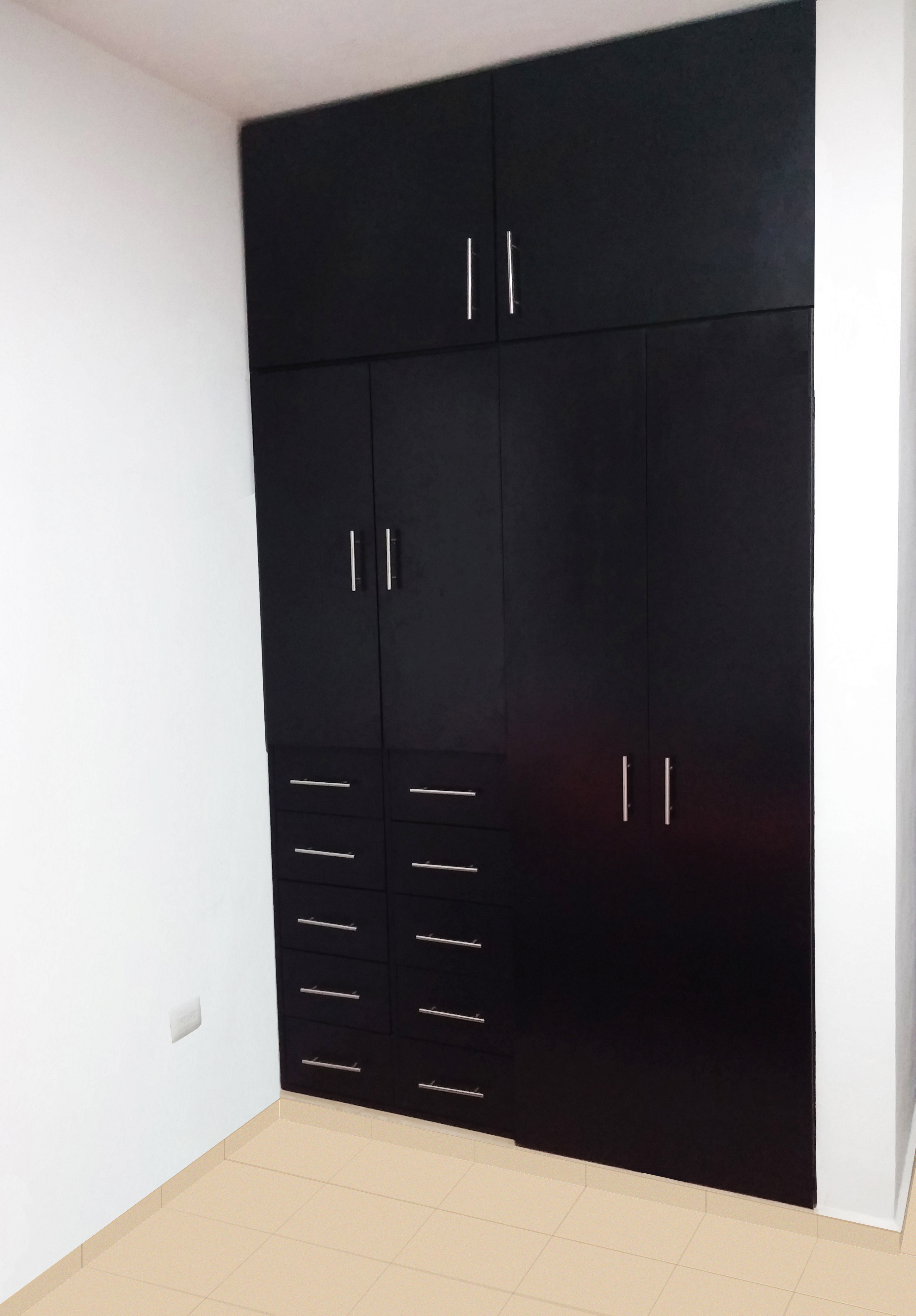 Grupodumex for Disenos de closets sencillos
