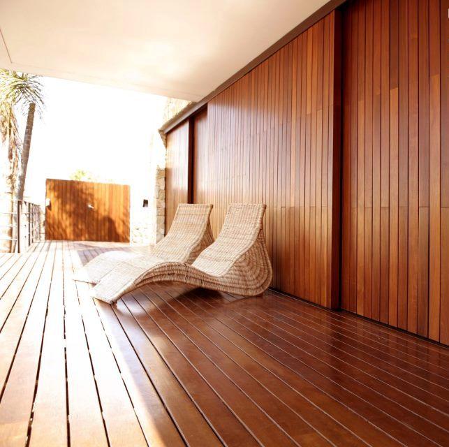como forrar una pared de madera grupodumex