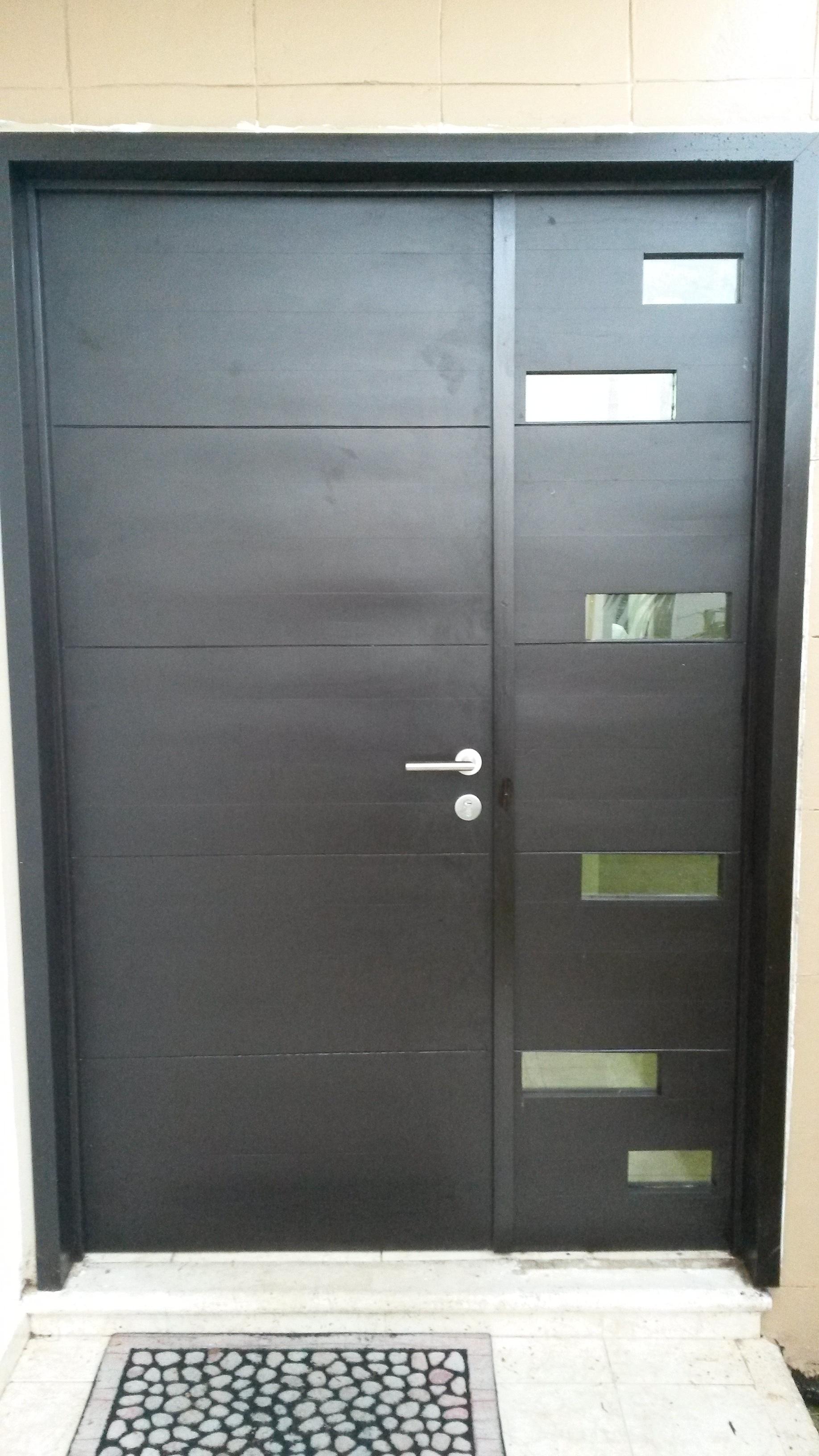Grupodumex for Puertas de metal minimalistas