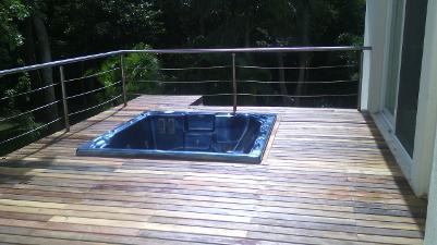 Deck de madera for Dec para terrazas
